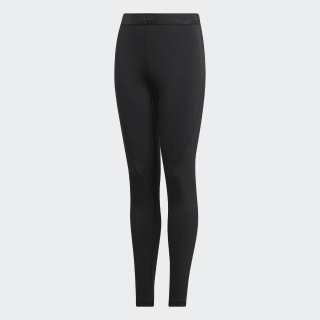 Alphaskin Sport Tights Black DJ1157