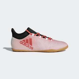Tenis de Fútbol X Tango 17.3 Indoor ASH GREY S18/REAL CORAL S18/CORE BLACK CP9140