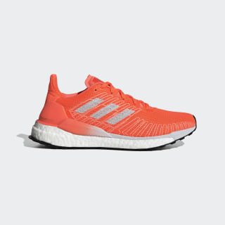 Solarboost 19 Shoes Signal Coral / Dash Grey / Gold Metallic EH3502