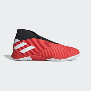 Nemeziz 19.3 IN Fußballschuh Active Red / Cloud White / Solar Red G54685