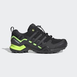 Terrex Swift R2 GORE-TEX Hiking Shoes Core Black / Solid Grey / Signal Green EF4612