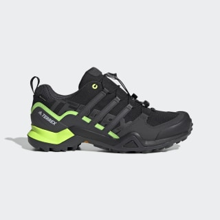 Zapatilla Terrex Swift R2 GORE-TEX Hiking Core Black / Solid Grey / Signal Green EF4612