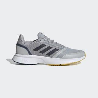 Nova Flow Shoes Grey Two / Legend Ink / Eqt Yellow EH1364