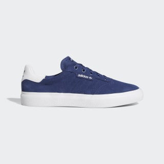 Chaussure 3MC Tech Indigo / Cloud White / Gum EF8442