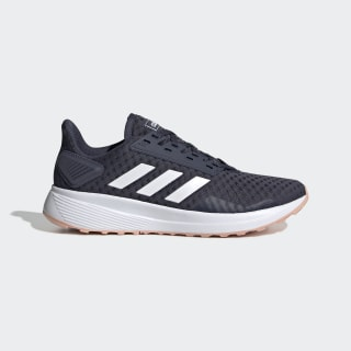 Zapatillas para correr Duramo 9 Trace Blue / Cloud White / Glow Pink EE8042