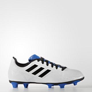 Zapatos de fútbol Conquisto II Césped Natural Cloud White / Core Black / Blue BB5832