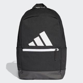 Athletic Backpack Black / White / White DW4744
