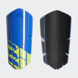 X Lesto Shin Guards Football Blue / Black / Solar Yellow CW9716