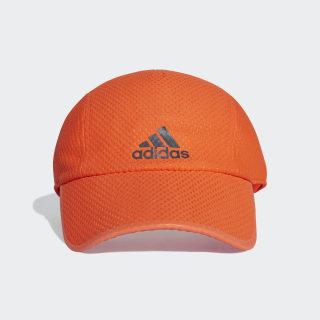 Boné de Running Climacool Active Orange / Active Orange / Black Reflective EA0353