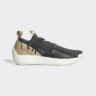 Harden LS 2 Shoes Grey / Core Black / Running White B28170