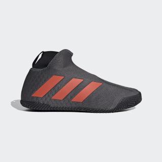 Stycon Shoes Grey Six / True Orange / Core Black EG1579