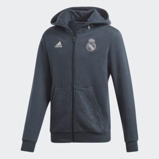 Veste à capuche Real Madrid Tech Onix / Grey Two DP2677