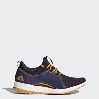 PureBOOST X All Terrain Shoes Legend Ink/Red Night/Tactile Yellow BY2690