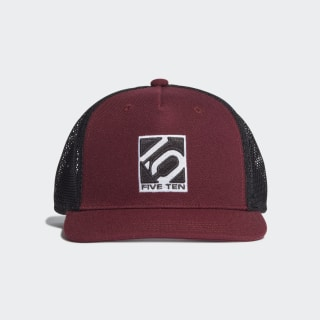 Five Ten H90 Trucker Kappe Maroon FN3326