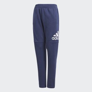Pants Essentials Logo NOBLE INDIGO S18/WHITE CF6538