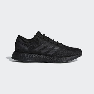 PureBOOST Schuh Core Black / Dgh Solid Grey / Hi-Res Orange CM8304