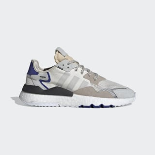 Zapatillas Nite Jogger Raw White / Grey One / Active Blue F34124