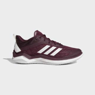 Speed Trainer 4 Shoes Maroon / Crystal White / Core Black B27843