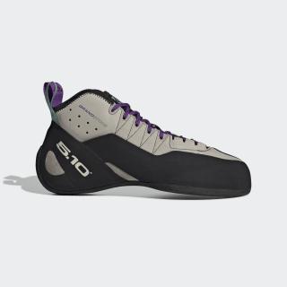 Five Ten Climbing Grandstone Shoes Sesame / Core Black / Active Purple BC0866