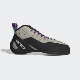 Five Ten Grandstone Climbing Shoes Sesame / Core Black / Active Purple BC0866