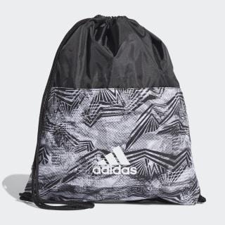 Maleta Para Gimnasio 3 Stripes Gymbag G black/white/white DZ8703