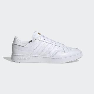 Team Court Shoes Cloud White / Cloud White / Core Black EF6049