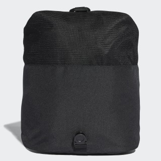 Adjustable Backpack Black / Black / White CF6790