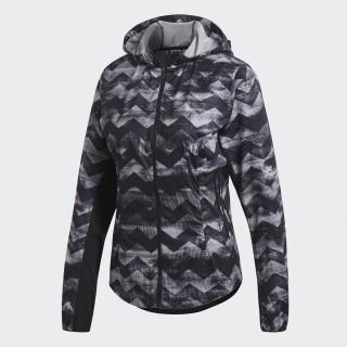 Adizero Track Jacket Black / Crystal White CE0330