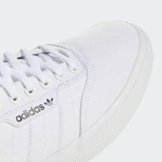 adidas Zapatillas 3MC Vulcanizadas Blanco | adidas Argentina