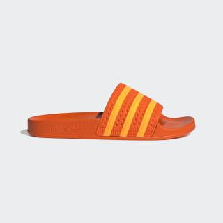 Sandalias Adilette W orange/flash orange/orange EE6186
