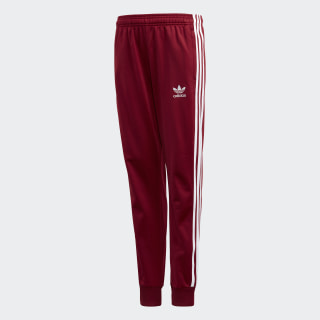 Pants SST COLLEGIATE BURGUNDY DH2658