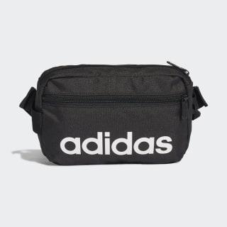 กระเป๋าคาดเอว Linear Core Black / Black / White DT4827