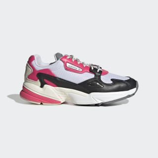 Falcon Shoes Cloud White / Core Black / Real Pink EG9926