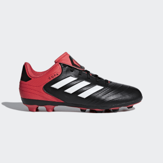 Chaussure Copa 18.4 multi-surfaces Core Black / Cloud White / Real Coral CP9057