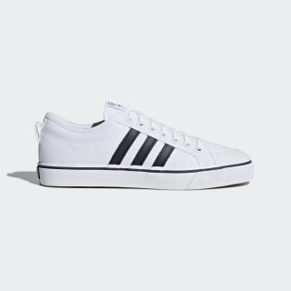 Nizza Schuh Cloud White / Core Black / Cloud White CQ2333