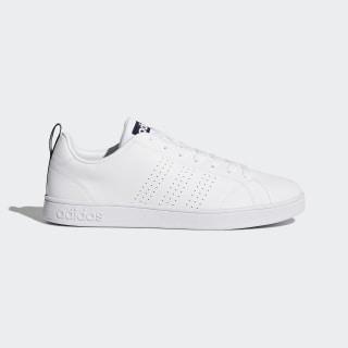 Sapatos VS Advantage Clean Ftwr White / Ftwr White / Collegiate Navy F99252