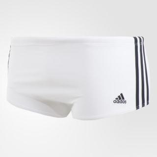 Sunga 3-Stripes Wide white / black / black CE3291