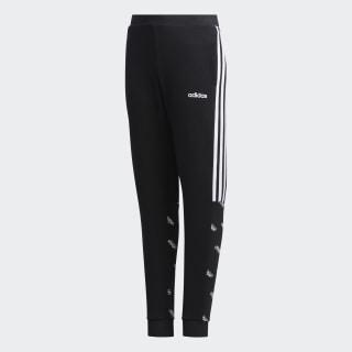 Pantaloni Core Favorites Black / White FM0754