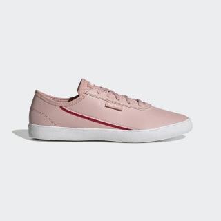 Zapatilla Courtflash X Pink Spirit / Scarlet / Running White EG4273