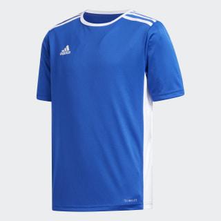 Entrada Voetbalshirt Bold Blue / White CF1049