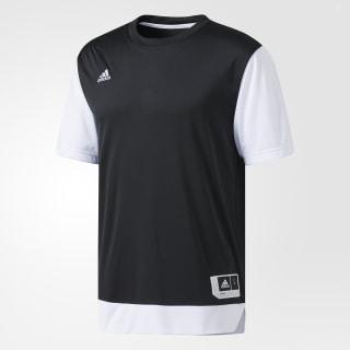Camiseta Teamstock Shoot BLACK/WHITE BS5021