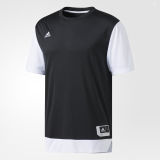 T-shirt Crazy Explosive Shooter Black / White BS5021