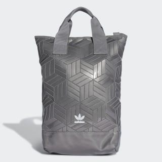 Roll-Top Backpack Dove Grey FM6310
