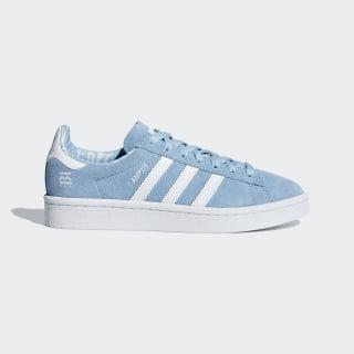Zapatillas CAMPUS J CLEAR BLUE/FTWR WHITE/CLEAR BLUE B37190