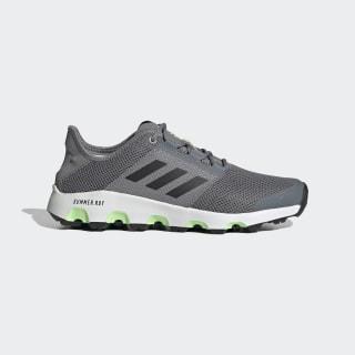 Sapatos TERREX Climacool Voyager Grey Three / Core Black / Signal Green EF2290
