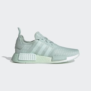 Zapatilla NMD_R1 Green Tint / Dash Green / Cloud White EF4275