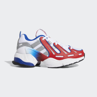 EQT Gazelle Shoes Cloud White / Scarlet / Collegiate Royal EG6480