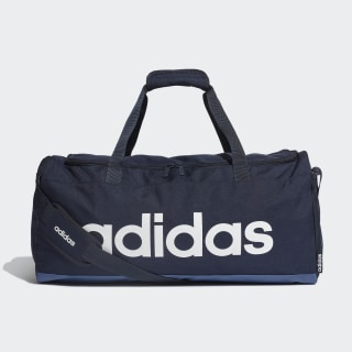 Linear Duffel Bag Legend Ink / Tech Indigo / White FM6744