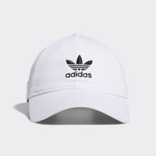Washed Relaxed Hat White CI1359