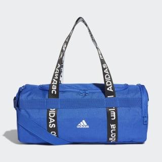 4ATHLTS sportstaske, small Team Royal Blue / Black / White FJ4454